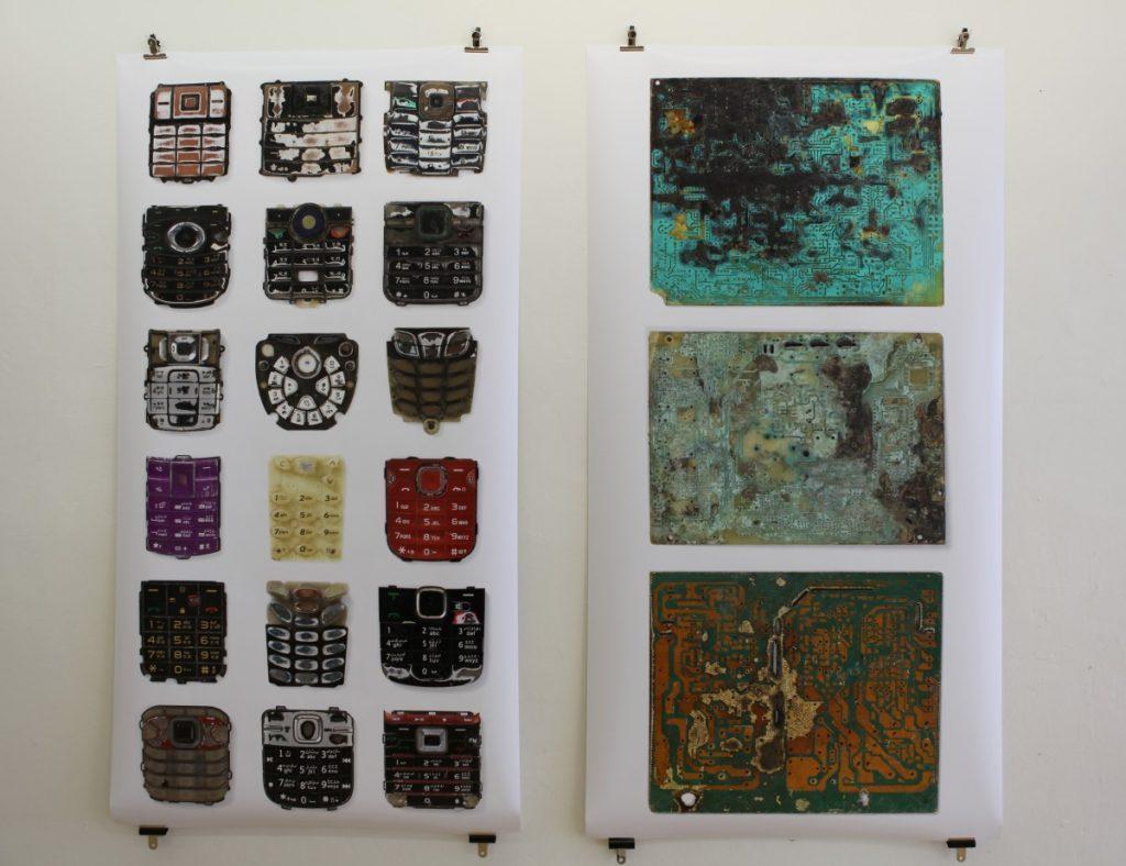 Raphael Perret: Recycling Yantra